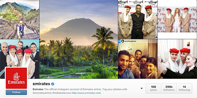Instagram & social media management
